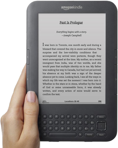 Large eBook image