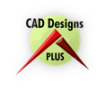 Cad Designs Plus logo image