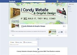I Candy Facebook page thumbnail
